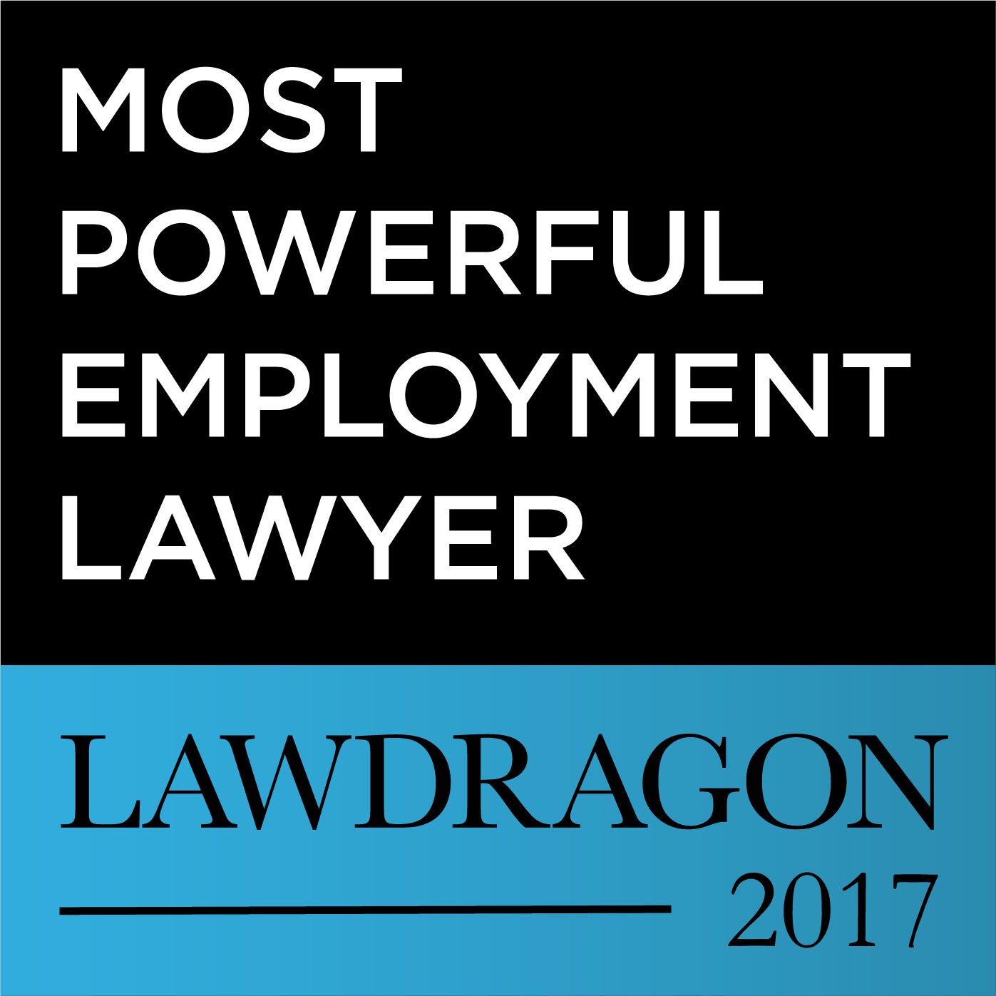 2017 Guide to Most Powerful Employment Lawyers