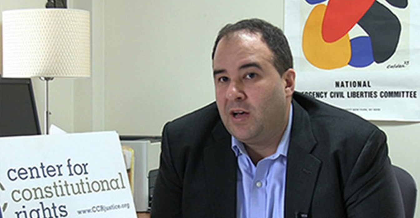 Lawyer Limelight in Video: Baher Azmy