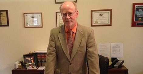 Lawyer Limelight: Peter Hansen