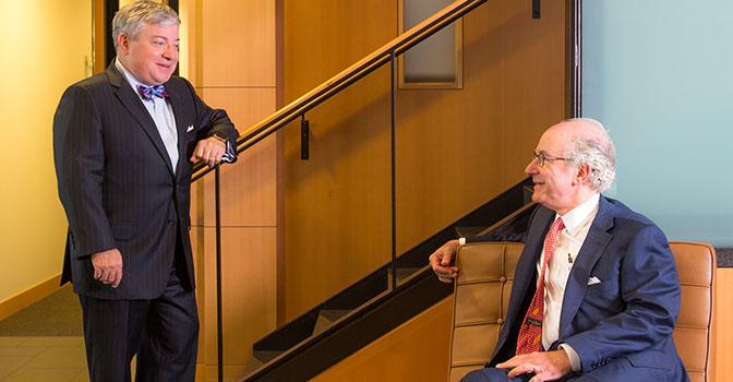 Lawyer Limelight: Leopold Sher and James Garner 10 Years After Hurricane Katrina