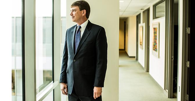 Lawyer Limelight: Doug Hallward-Driemeier