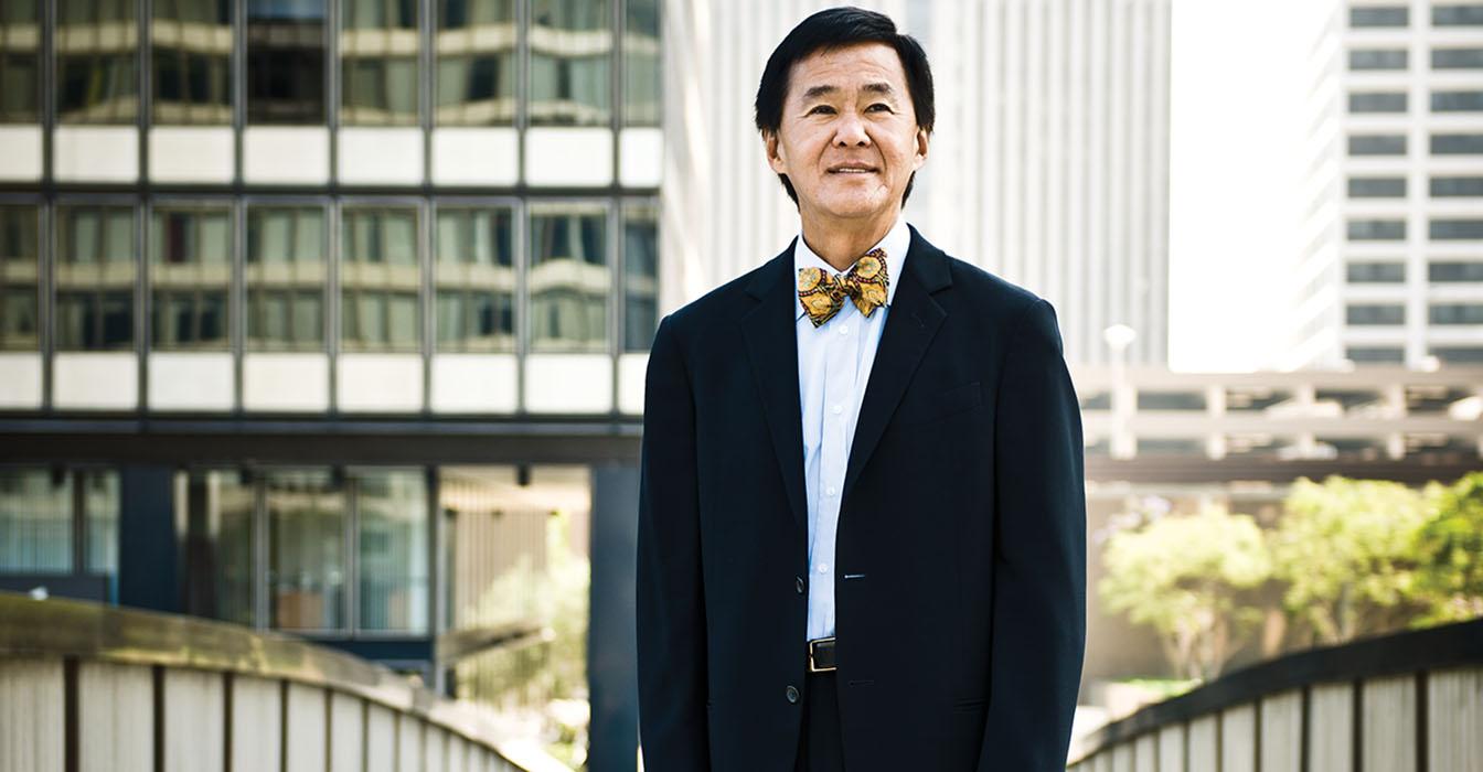 Lawyer Limelight: Morgan Chu