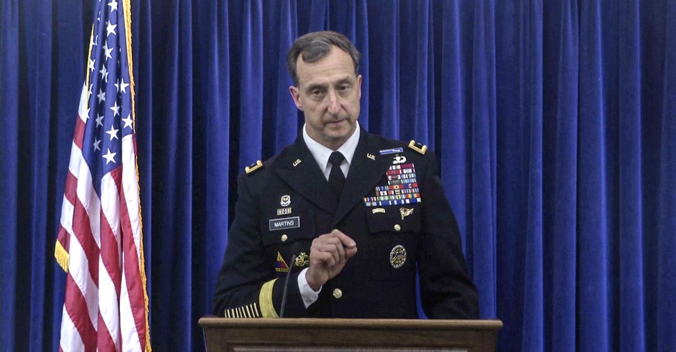 Lawyer Limelight – Guantanamo: Brig. Gen. Mark Martins