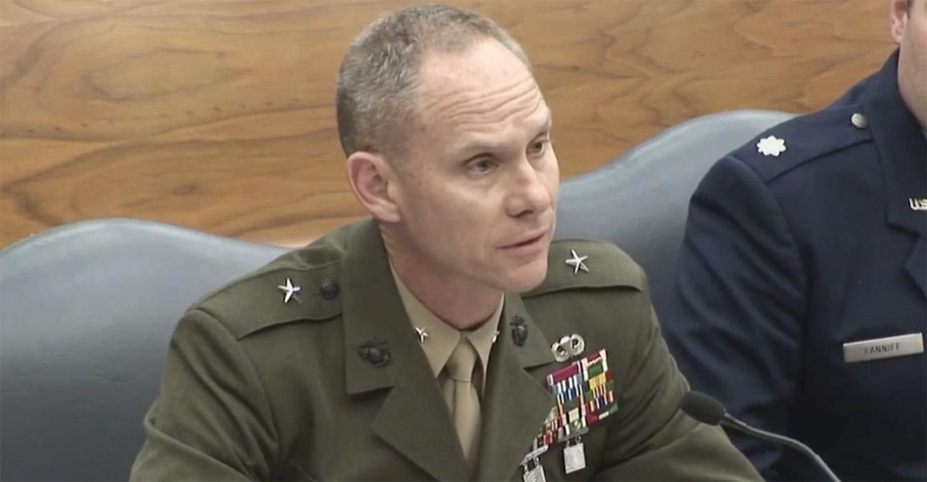 Lawyer Limelight – Guantanamo: Brig. Gen. John Baker