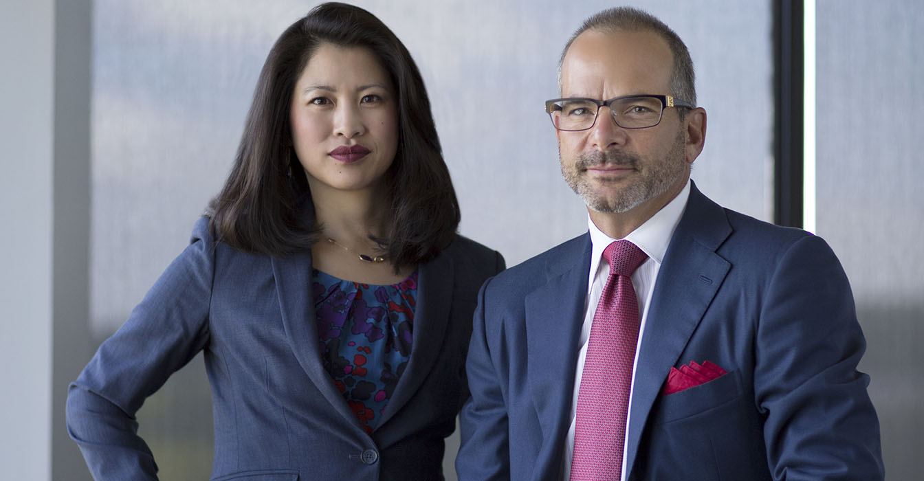 "Lawyer Limelight: William ""Bill"" T. Reid IV and Lisa s. Tsai"