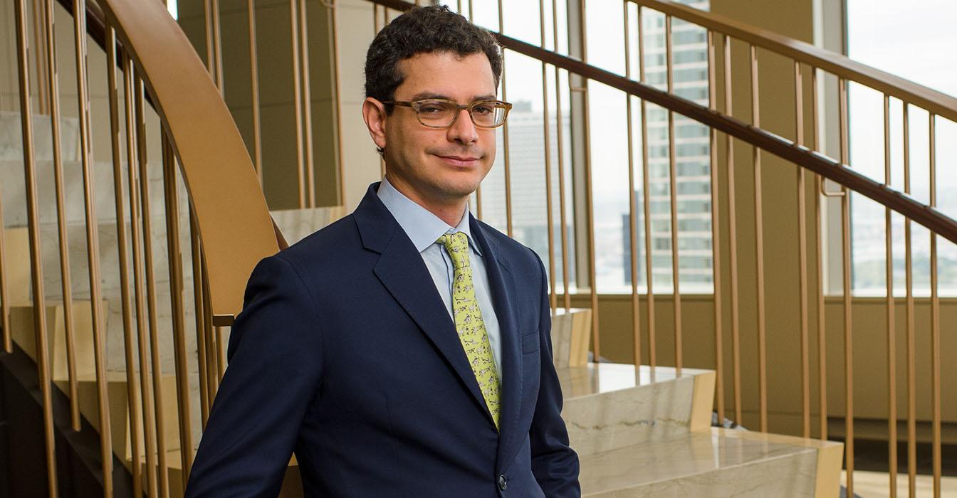 Lawyer Limelight: Richard Brand