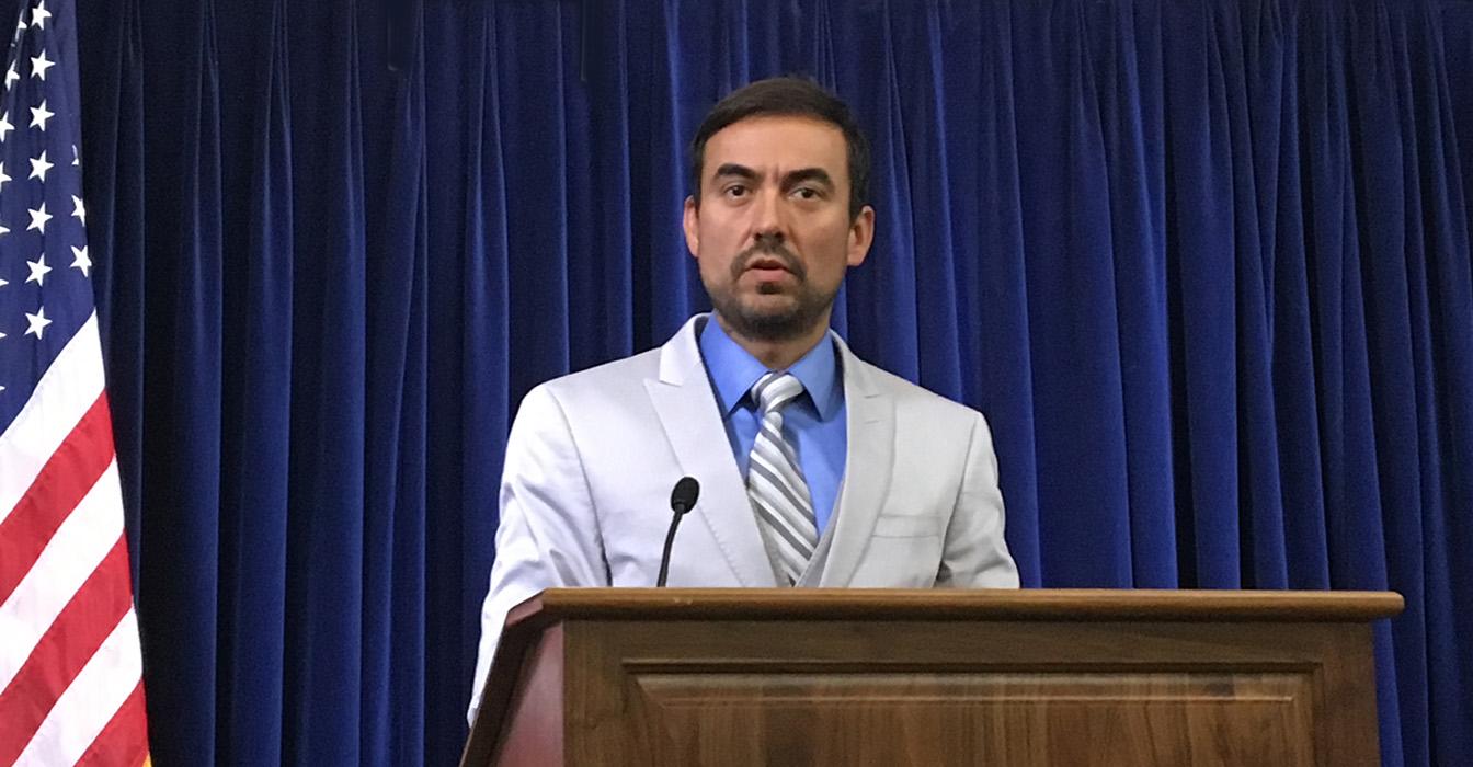 Lawyer Limelight – Guantanamo: Walter Ruiz