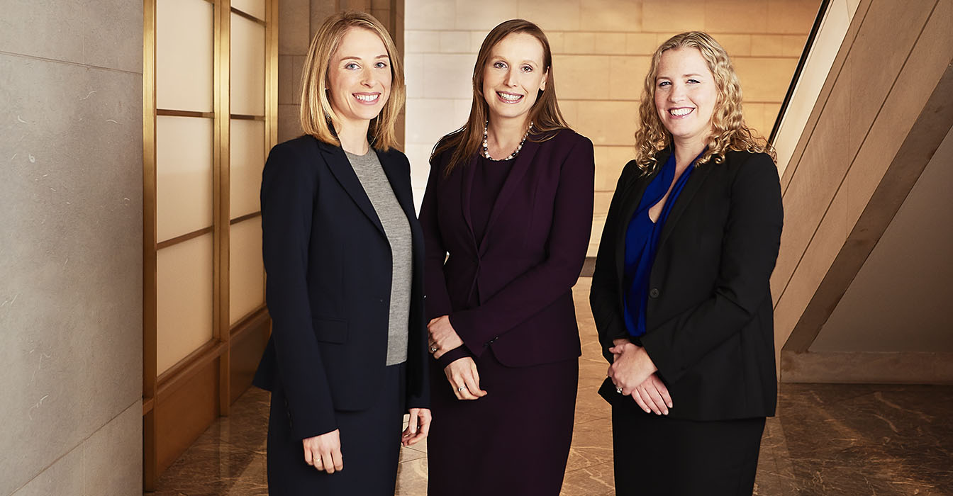 Talent Rising: How Three Female Lawyers Became Cravath's 2017 Partnership Class