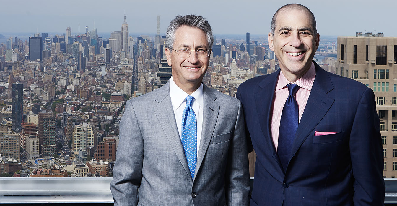 Lawyer Limelight: Robin Panovka and Adam Emmerich