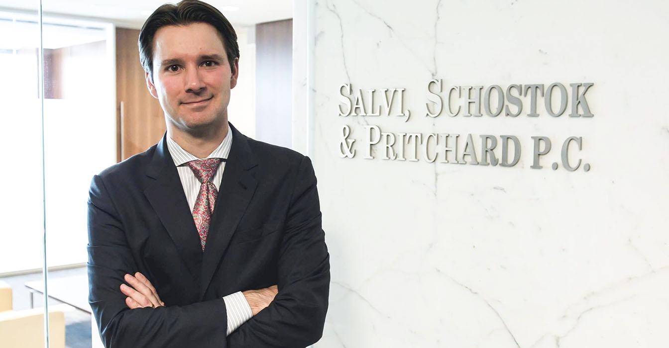 Lawyer Limelight: Patrick A. Salvi II