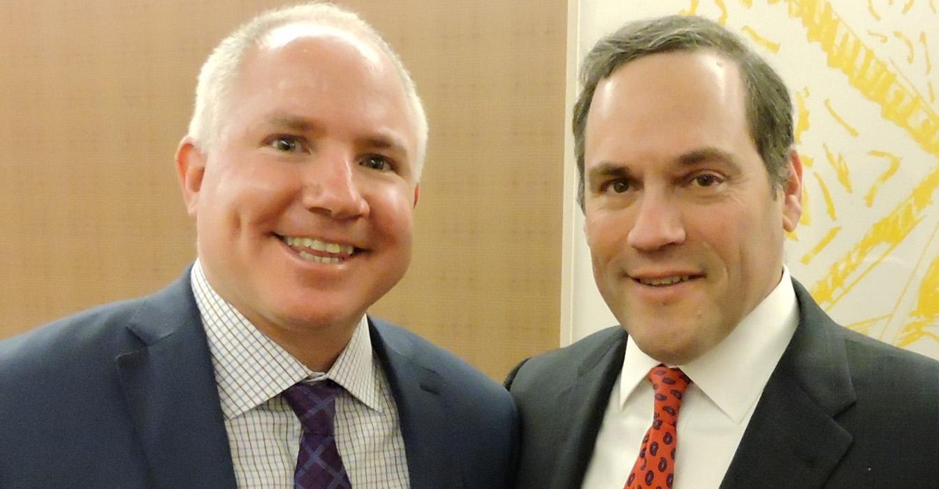 Lawyer Limelight: Mark Koestler and Matthew Dunn