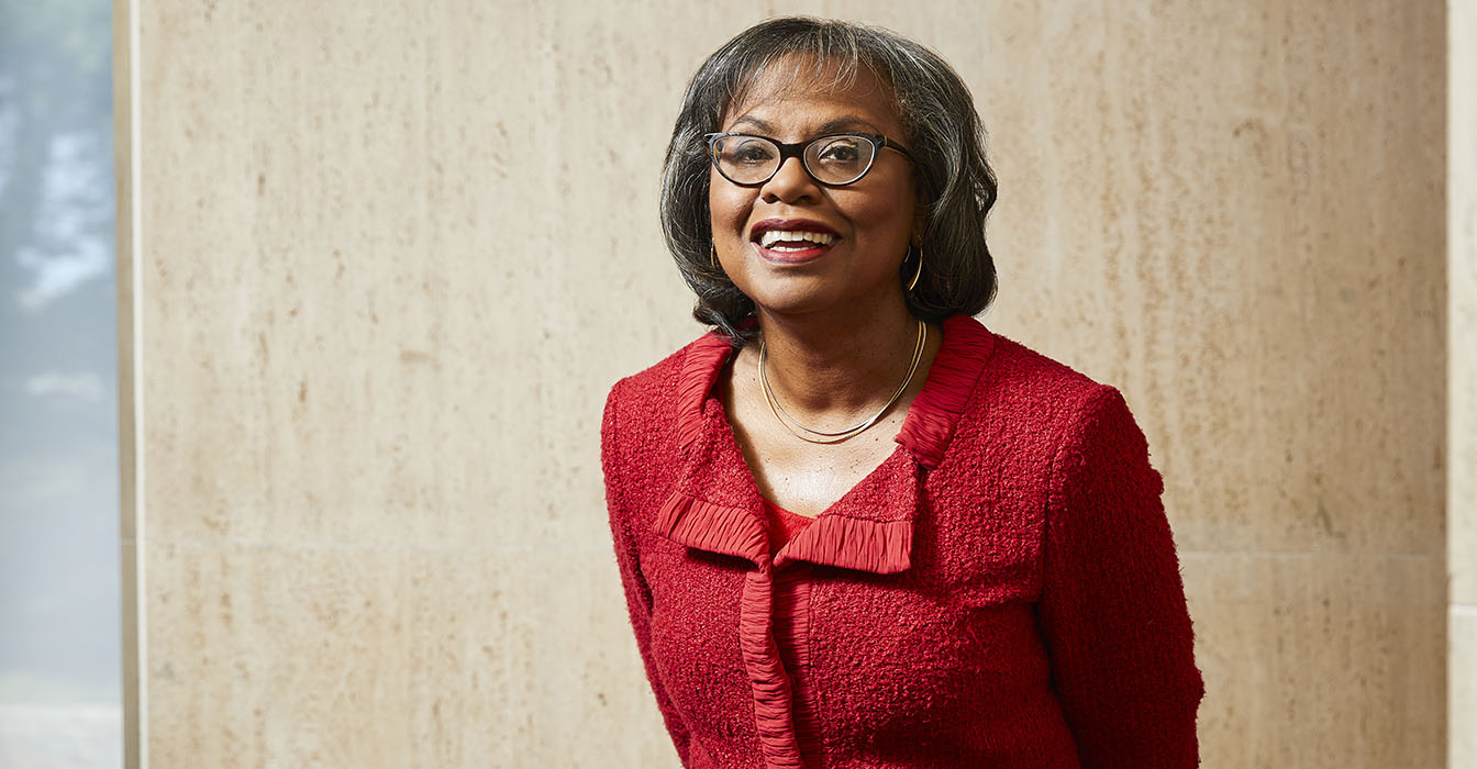 Lawyer Limelight: Anita Hill