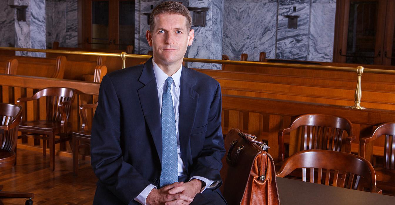 Lawyer Limelight: Shawn Raymond
