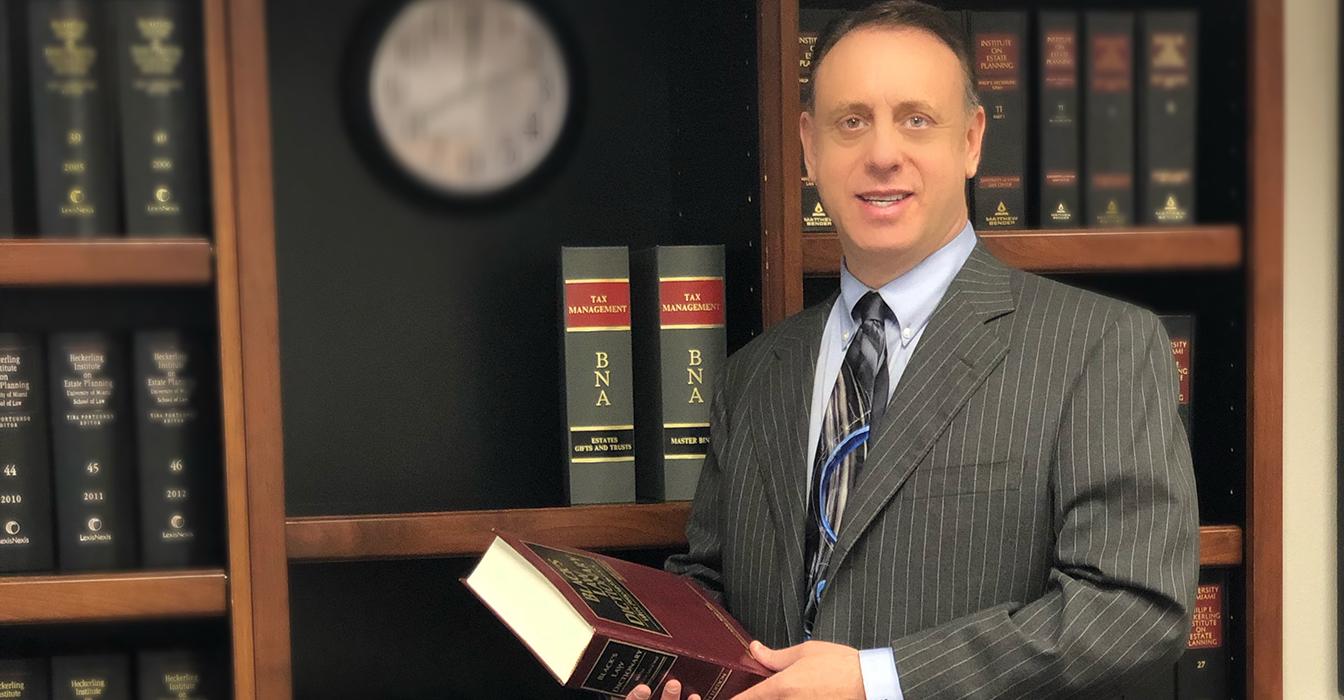 Lawyer Limelight: Steve Oshins