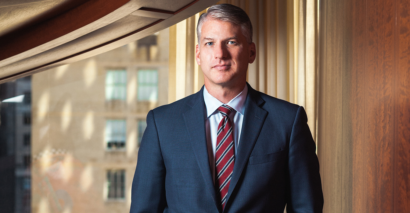 Lawyer Limelight: Kenneth T. Lumb