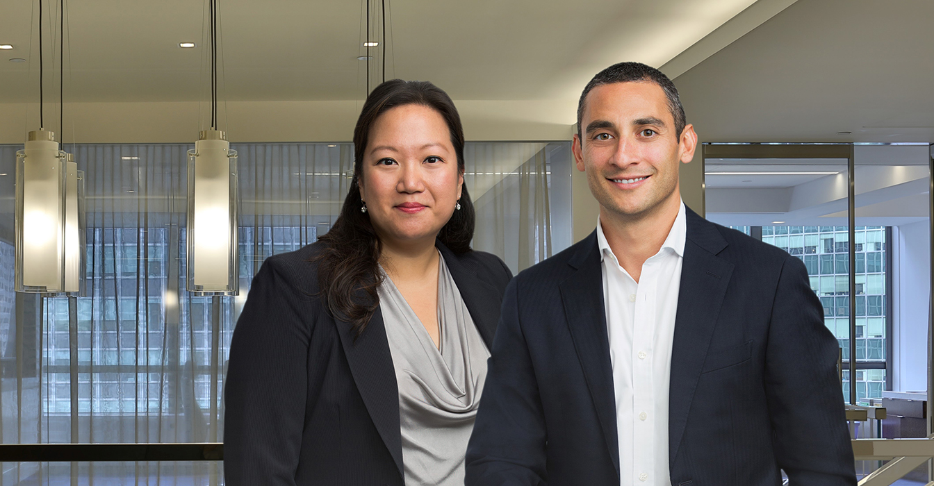 Lawyer Limelight: Scott Liebman and Elizabeth Kim