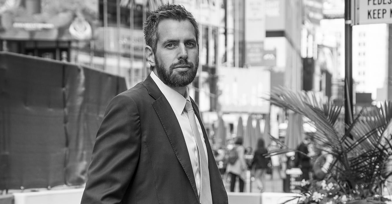 Lawyer Limelight: Ryan Dzierniejko