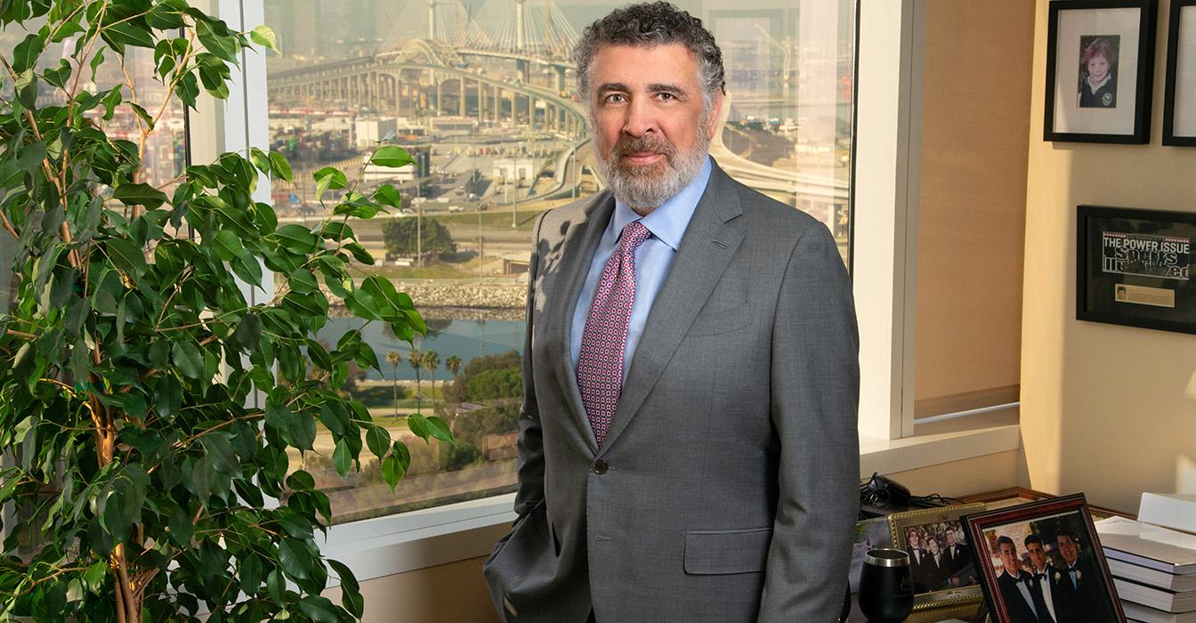 Lawyer Limelight: Stephen Garcia