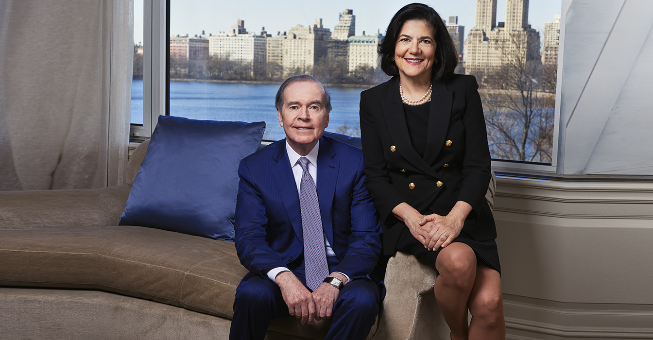 Lawyer Limelight: Judy Livingston and Tom Moore