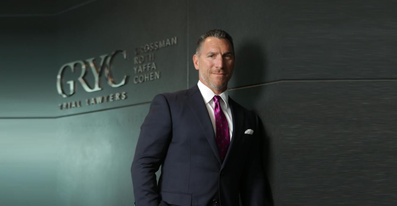 Lawyer Limelight: Andrew Yaffa