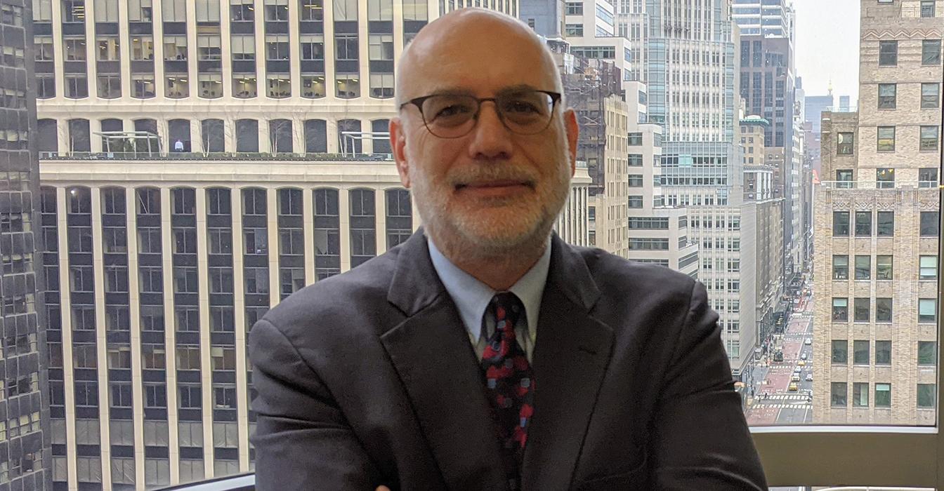Lawyer Limelight:</br>Lou Pechman