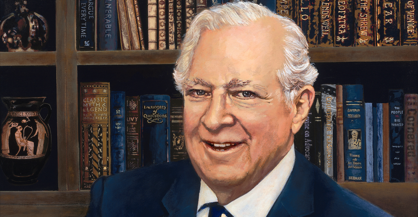 Hall of Fame Lawyer Limelight: Russ Herman