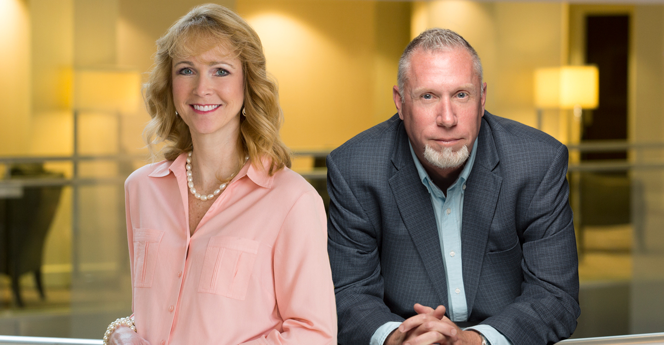 Legal Consultant Limelight: Terry M. Isner and Vivian Hood