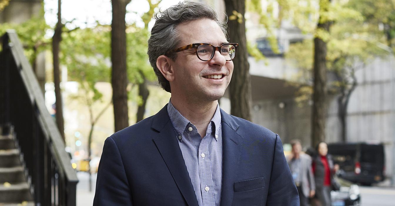 Legal Consultant Limelight: Andrew Longstreth