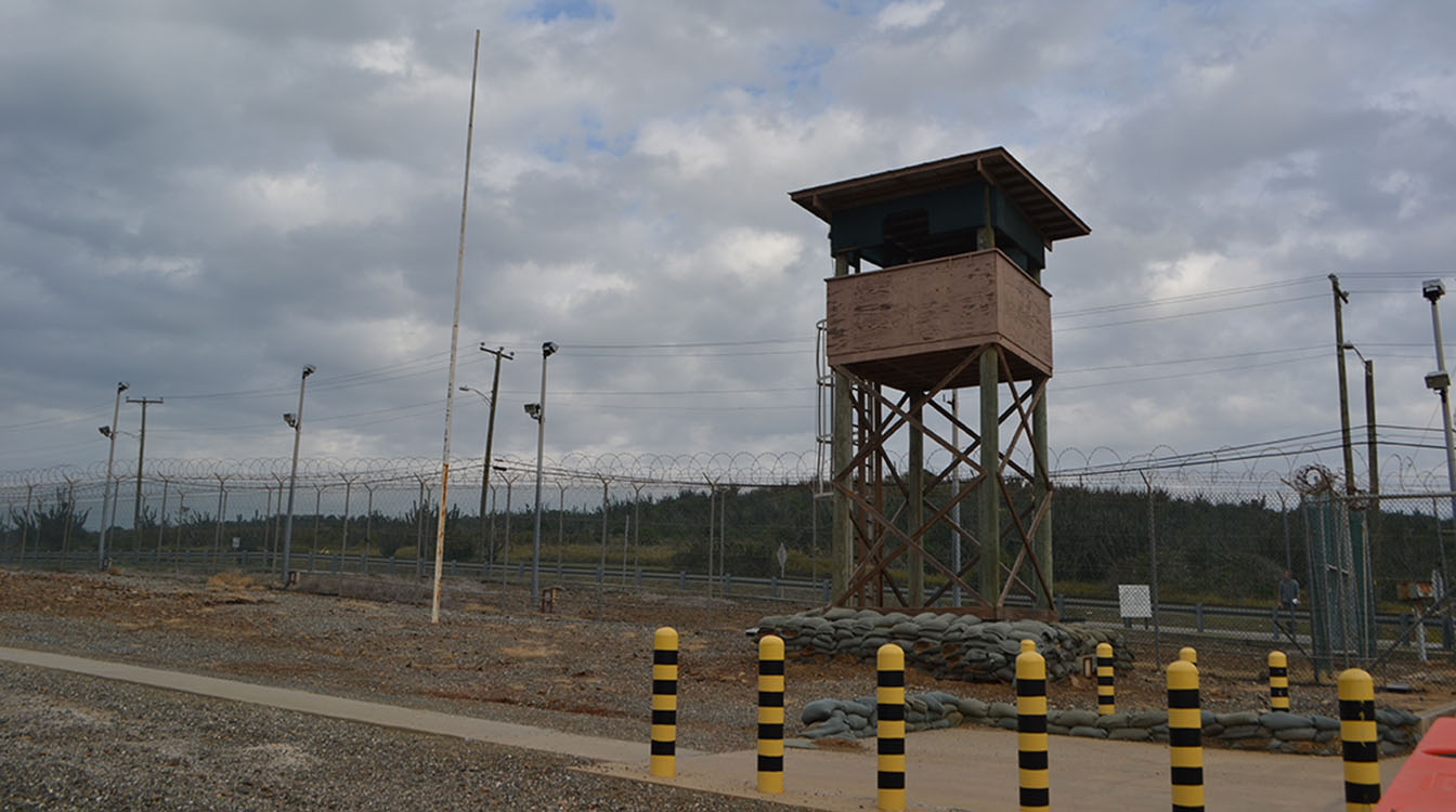 Notes from Inside the Guantanamo Bay Detention Facility