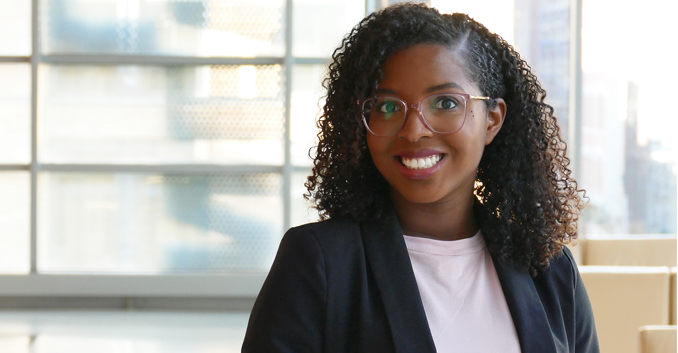 Law Student Limelight: Asia Thompson of New York Law School