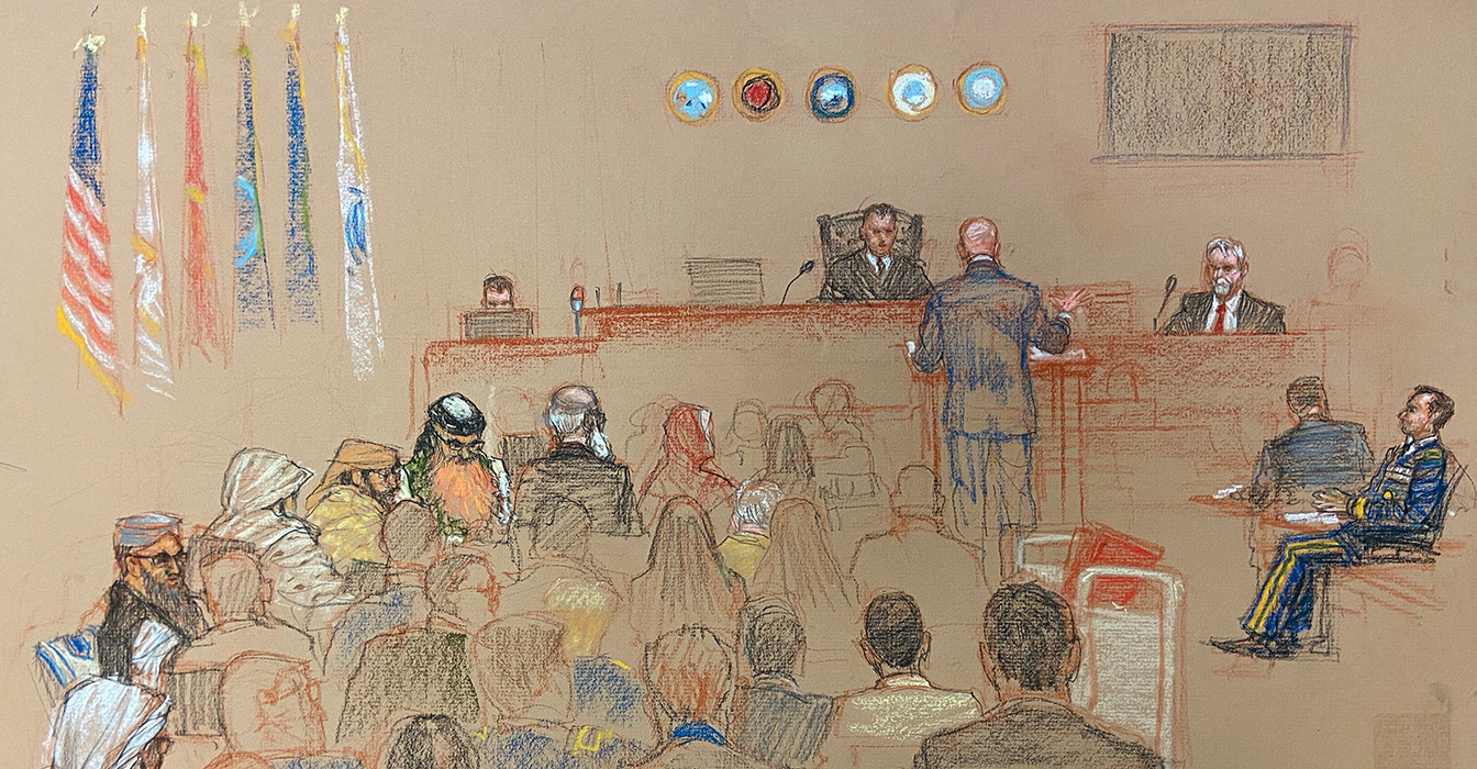 Next 9/11 Judge Will Inherit Clashes Over Witnesses, New Defender and Covid Safety